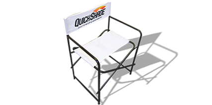 Quickshade chair